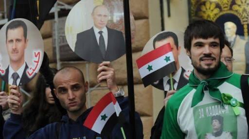 """""""Alto al fuego en Siria"""" la prioridad rusa"""