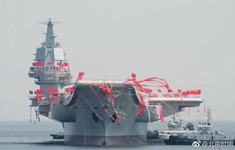 """China muestra su """"músculo"""" militar, y obliga a Trump a calmarse"""